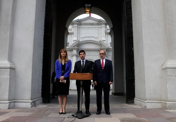 La Moneda evalúa veto presidencial tras rechazo del TC a titularidad sindical