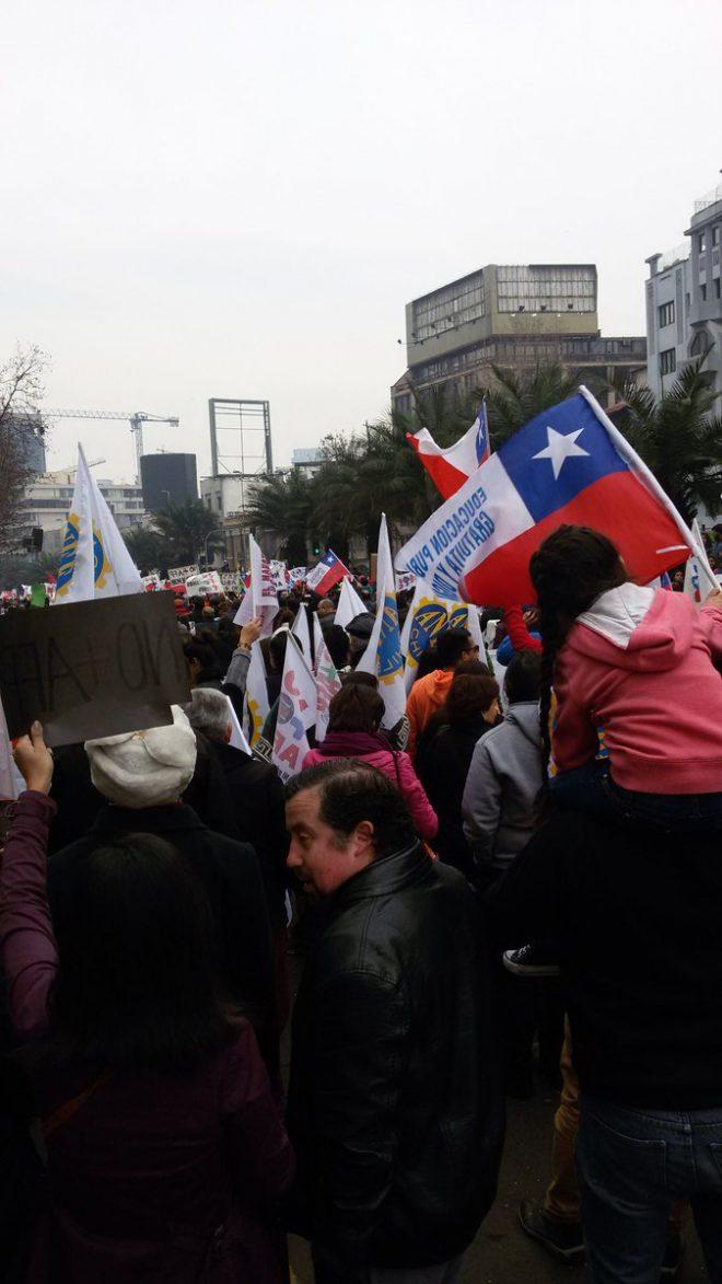Informe Anual de Derechos Humanos UDP lapida realidad laboral del sector público