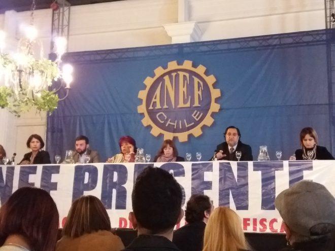 Acta asamblea extraordinaria ANEF