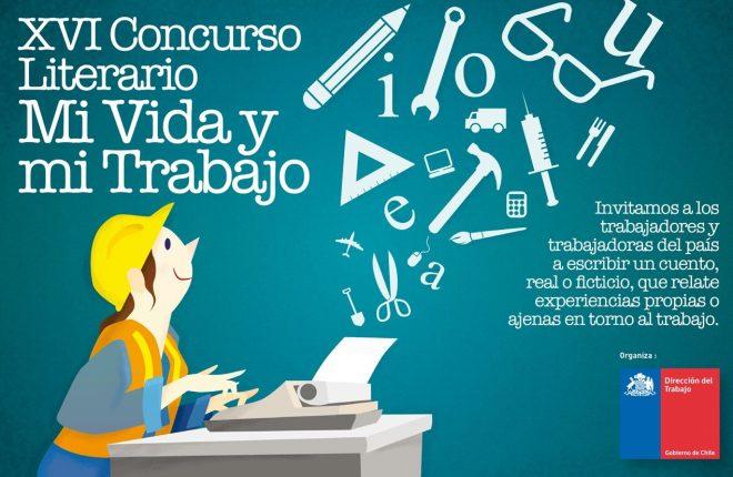 """XVI Concurso literario: """"Mi vida y mi trabajo"""""""