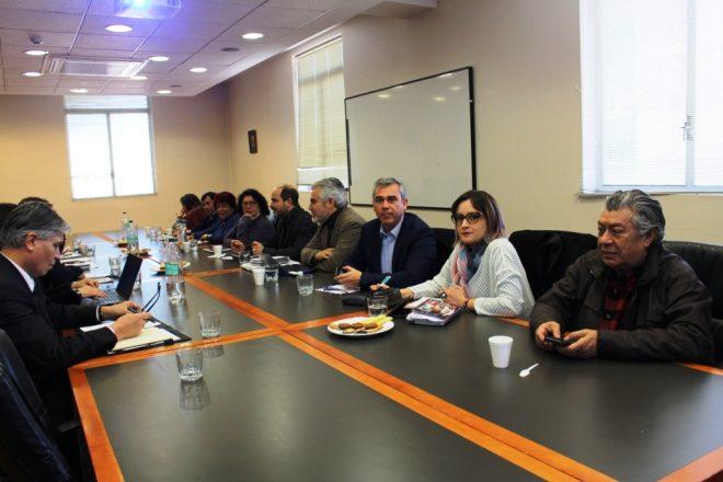 Avanza Negociación Sectorial entre ANEF y Gobierno