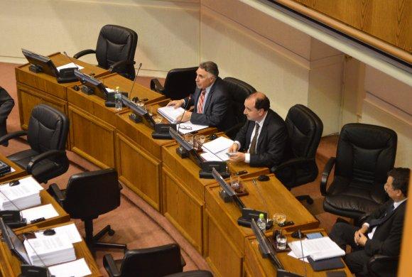 Senado aprueba proyecto de modernización de Cancillería