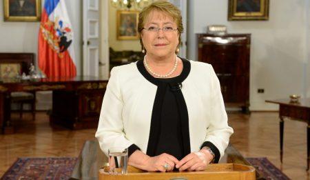 """Presidenta Bachelet y """"derribar"""" la desigualdad de género en el trabajo: """"Es un imperativo ético"""""""