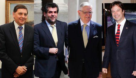 Piñera designa a subsecretarios para su nuevo gobierno