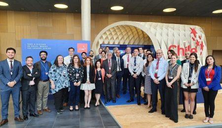 Delegación de la Cancillería participa en Conferencia de la ONU sobre el Cambio Climático