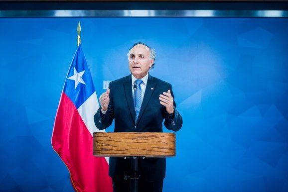 Presidente nombra a Teodoro Ribera como Ministro de Relaciones Exteriores