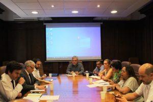 ANEF revisa en mesa de trabajo desvinculaciones arbitrarias en el Estado