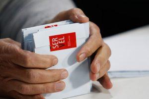 Canciller Ribera presentó renovado material para voto en el exterior