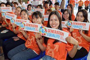 """Día Internacional de la Mujer: """"Soy de la Generación Igualdad: Por los derechos de las mujeres"""""""