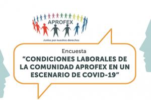 Encuesta COVID-19 APROFEX